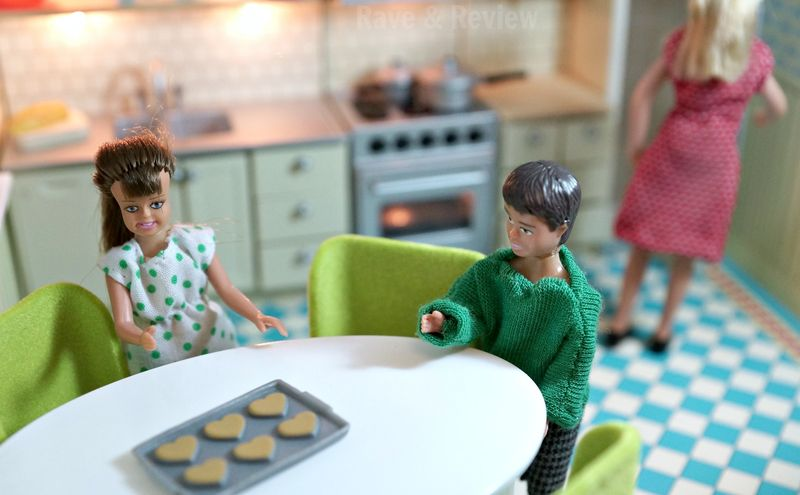 Cookie party at Lundby