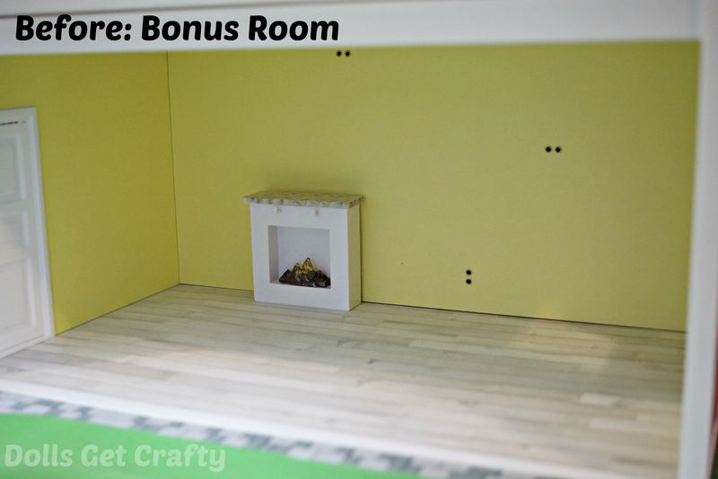 Lundby Bonus Room Before